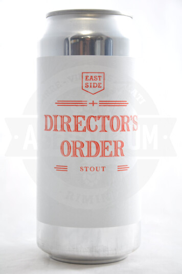 Birra East Side Director's Order lattina 44cl