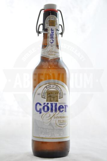 Birra Göller Premium Pils bottiglia 50cl