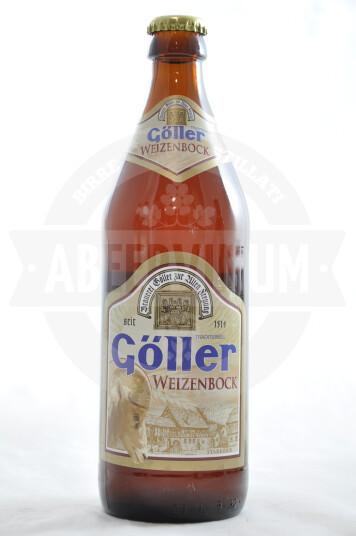 Birra Göller Weizenbock 50cl