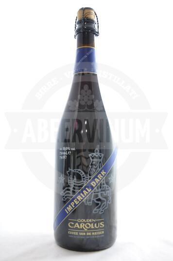 Birra Gouden Carolus Van De Keizer Imperial Dark Anno 2021 75cl