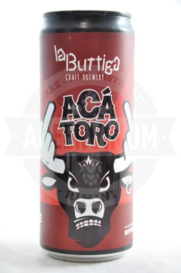 Birra La Buttiga Aca Toro lattina 33cl