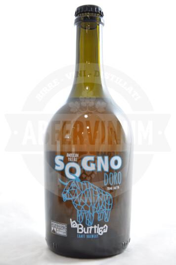 Birra La Buttiga Sognodoro 75cl