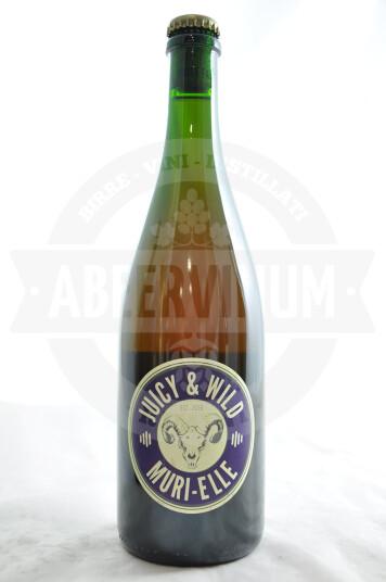 Birra Lambiek Fabriek Juicy & Wild Muri-Elle 75 cl