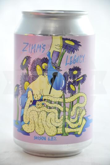 Birra Lervig Zimm's Legacy lattina 33cl
