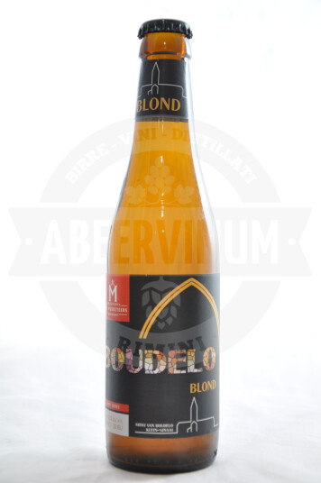 Birra The Musketeers Boudelo Blond 33cl