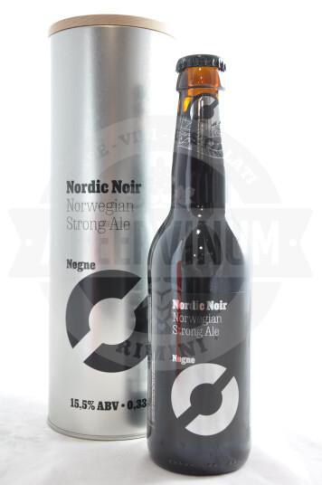 Birra Nøgne Ø Nordic Noir bottiglia 33cl