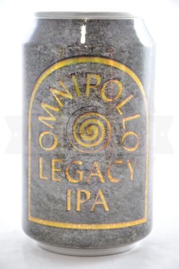 Birra Omnipollo Legacy IPA Lattina 33cl