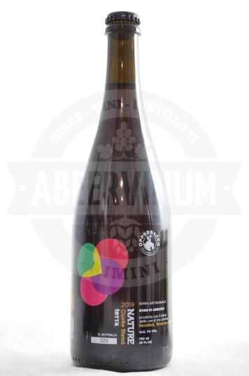 Birra Opperbacco Nature Cuvèe Blend 2019 bottiglia 75cl