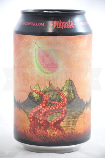 Birra Puhaste Guava Gose lattina 33cl