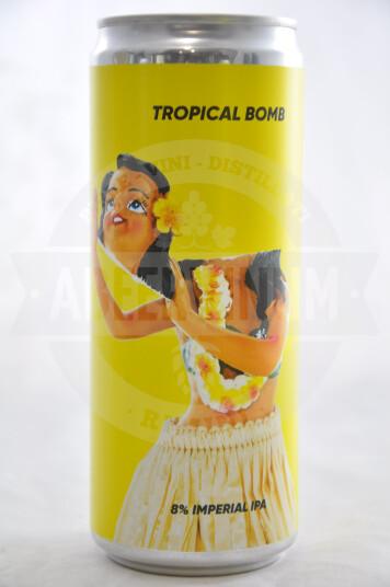 Birra Rebel's Tropical Bomb lattina 33cl