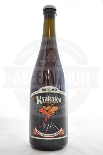 Birra Retorto Krakatoa 75cl