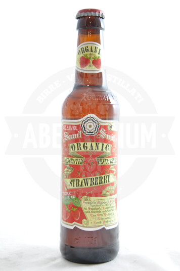 Birra Samuel Smith Bio Organic Strawberry 35.5cl