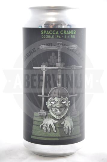 Birra Boia Brewing Spacca Cranio Lattina 44cl