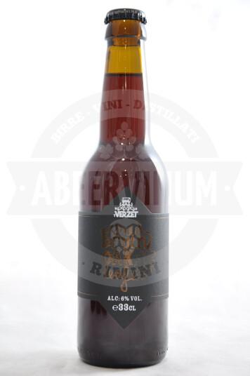 Birra Verzet Oud Bruin Oak Leaf 33cl