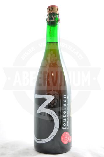 Birra 3 Fonteinen Hommage BIO Frambozen Assemblage n.60 17/18 75cl