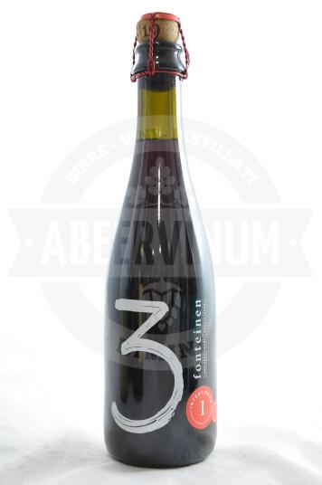 Birra 3 Fonteinen Intens Rood 18/19 Assemblage:118 37,5clcl