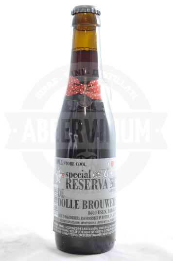 Birra De Dolle Oerbier Reserva 2017 33cl