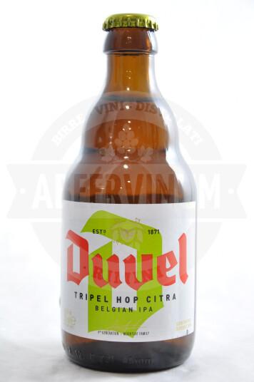 Birra Duvel Tripel Hop Citra 33cl