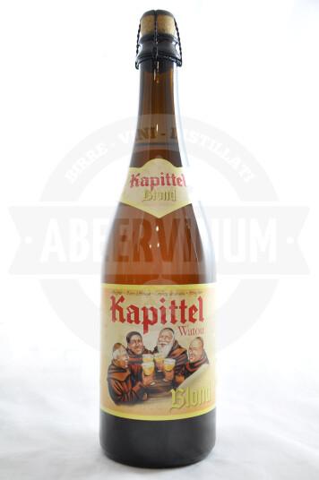 Birra Kapittel Blond 75cl