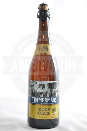 Birra Timmermans Oude Gueze 2020 75cl