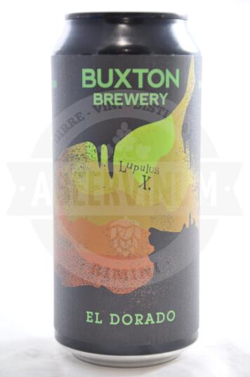 Birra Buxton Lupulus X El Dorado lattina 44cl