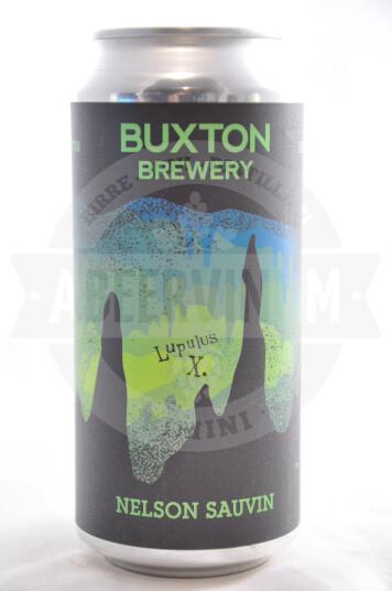Birra Buxton Lupulus X Nelson Sauvin lattina 44cl