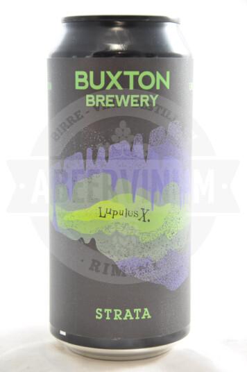 Birra Buxton Lupulus X Strata lattina 44cl