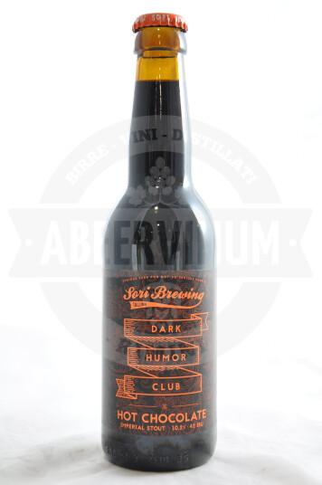 Birra Sori Dark Humor Club Hot Chocolate 33cl