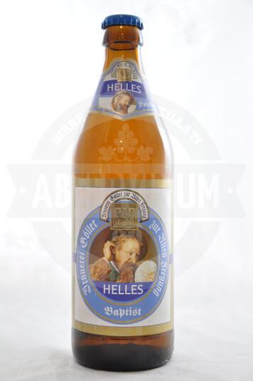 Birra Göller Baptist Helles bottiglia 50cl