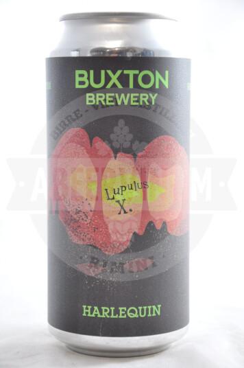 Birra Buxton Lupulus X Harlequin lattina 44cl