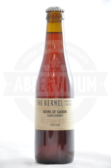 Birra The Kernel Biere de Saison Sour Cherry Bottiglia 33cl