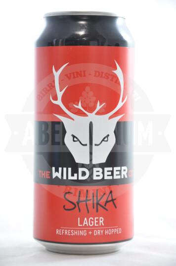 Birra Wild Beer Shika Lattina 44cl