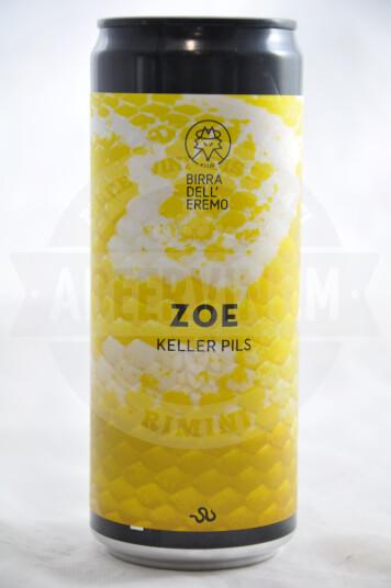 Birra Dell'Eremo Zoe Keller Pils lattina 33cl