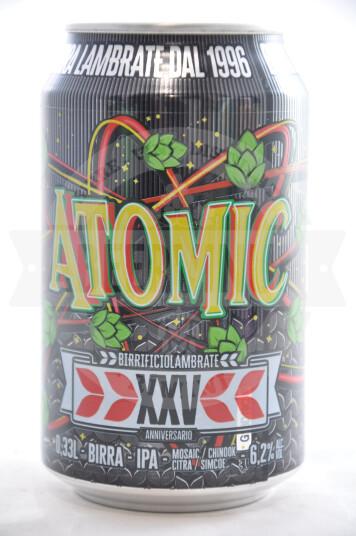 Birra Lambrate Atomic Lattina 33cl