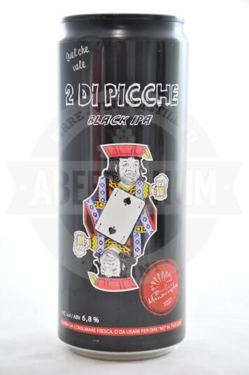 Birra Menaresta 2 di Picche Lattina 33cl