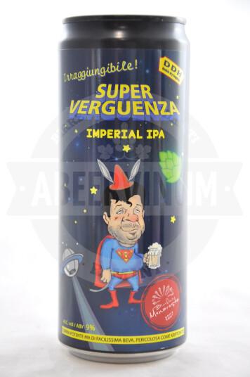 Birra Menaresta Super Verguenza Lattina 33cl