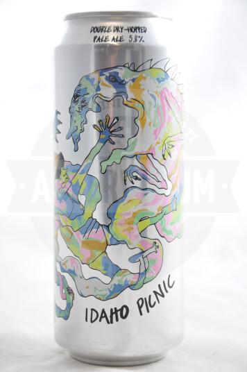 Birra Lervig Idaho Picnic lattina 50cl