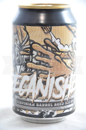 Birra Cervisiam Bourbon & Rye BA Pecanisher lattina 33cl