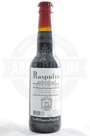 Birra De Molen Rasputin Gin Barrel Aged 33cl