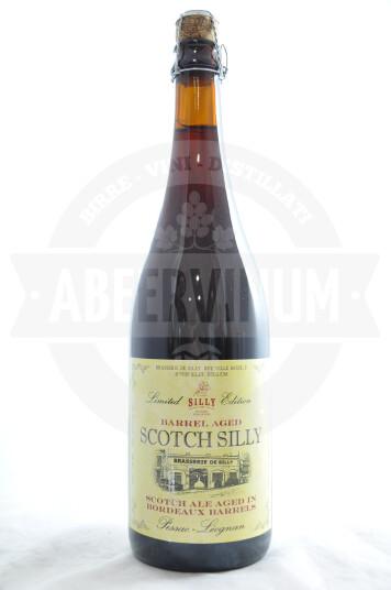 Birra Scotch Silly Bordeaux Barrel Aged 75cl