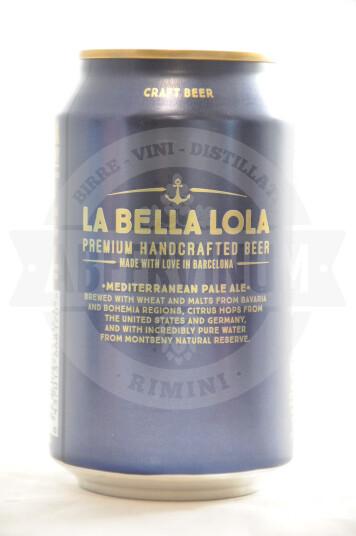 Birra BBC La Bella Lola Lattina 33cl