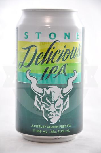 Birra Stone Delicious Gluten Free lattina 35,5cl
