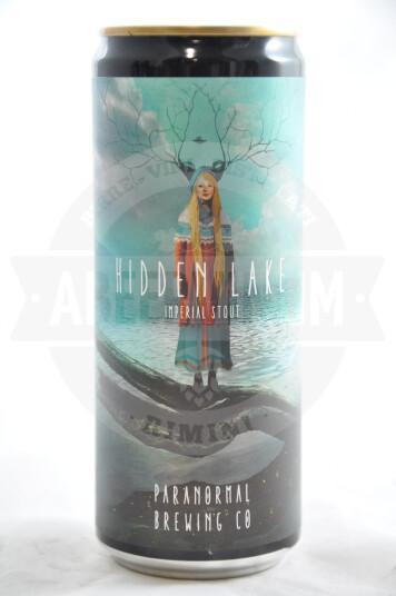 Birra Paranormal Hidden Lake lattina 33cl
