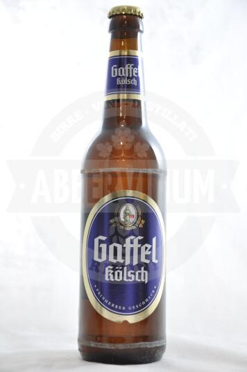 Birra Gaffel Kölsch 50cl