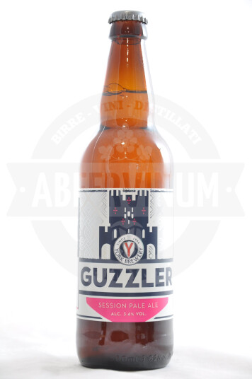 Birra York Brewery Guzzler Bottiglia 50cl