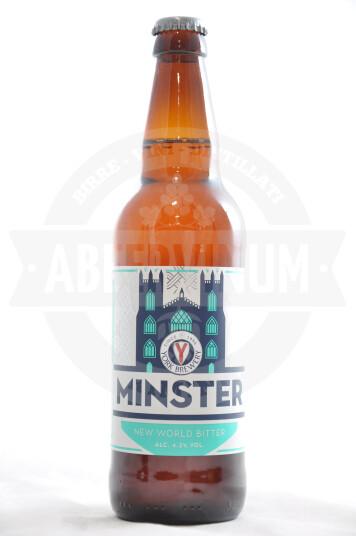 Birra York Brewery Minster Bottiglia 50cl