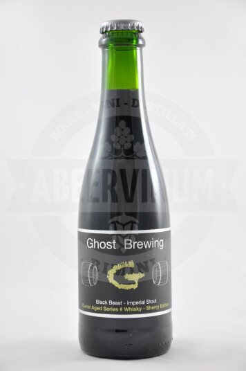 Birra Black Beast Whisky - Sherry Edition 37.5cl