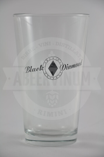 Bicchiere birra Black Diamond