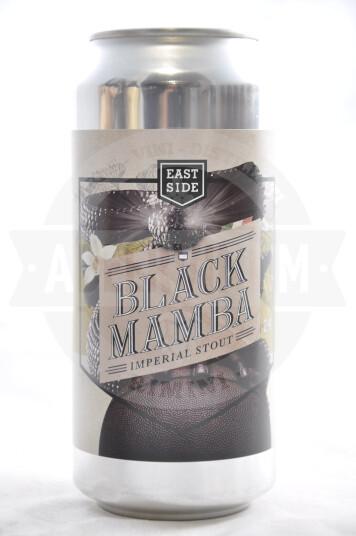 Birra East Side Black Mamba lattina 44cl