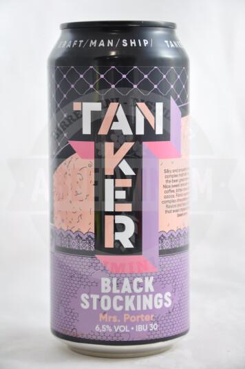 Birra Tanker Black Stockings lattina 44cl